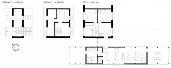 Rekonštrukcia starého domu do aktívneho štandardu