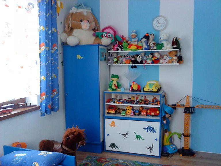 VÁŠ TIP: Oživenie detskej izby pre dvoch chlapcov