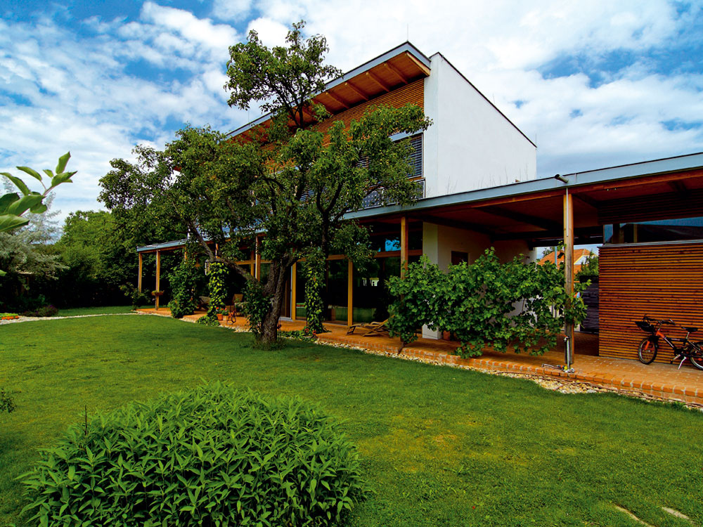 Základný princíp energeticky efektívneho domu