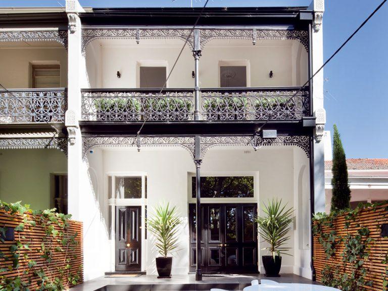 Adaptovaný viktoriánsky dom v Melbourne s prekvapením