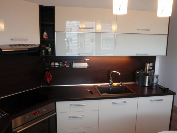 Kuchyňa po rekonštrukcii