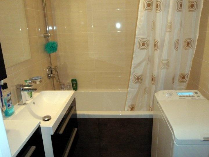 Kúpeľňa po rekonštrukcii