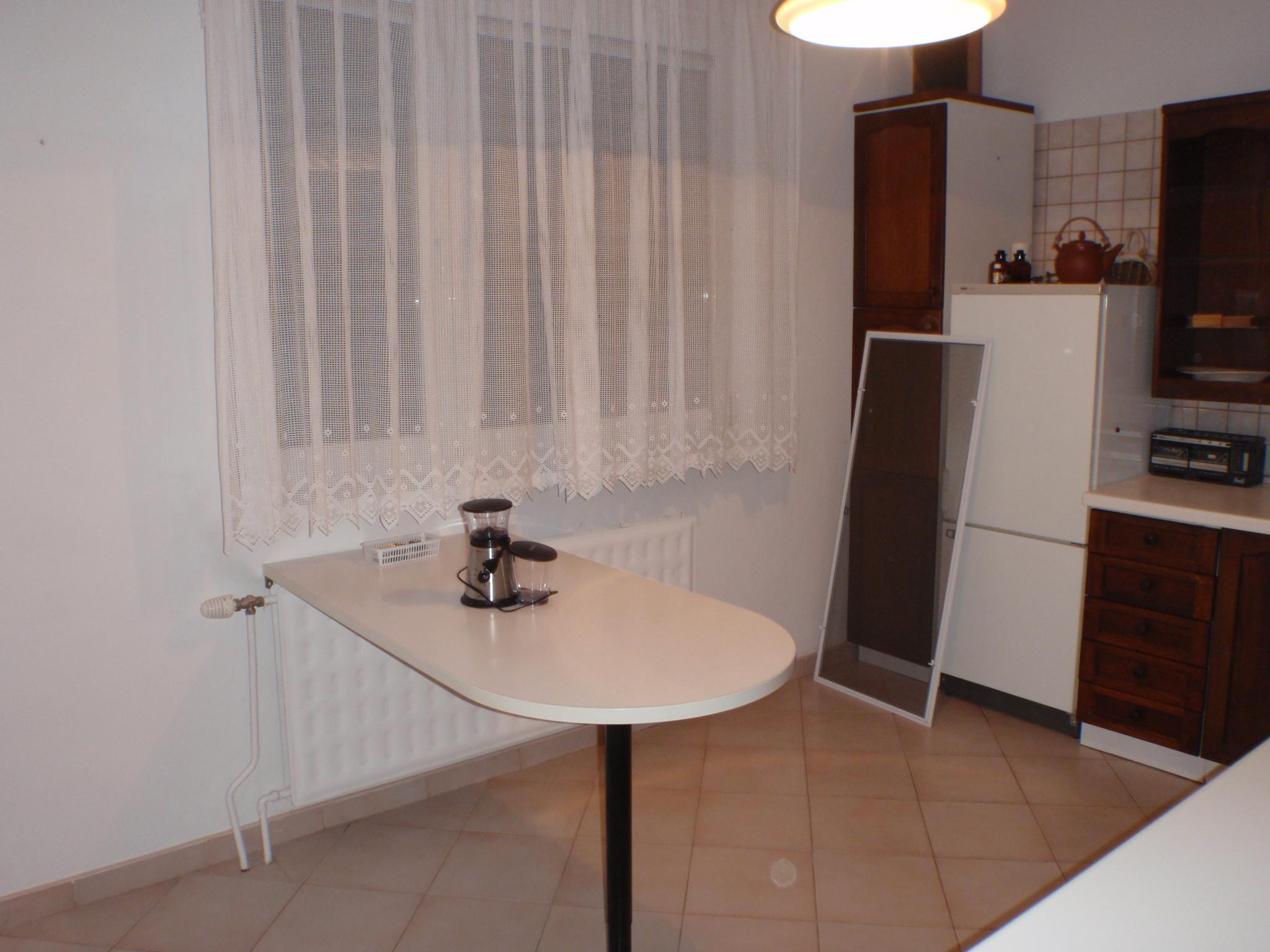 Kuchyňa pred rekonštrukciou