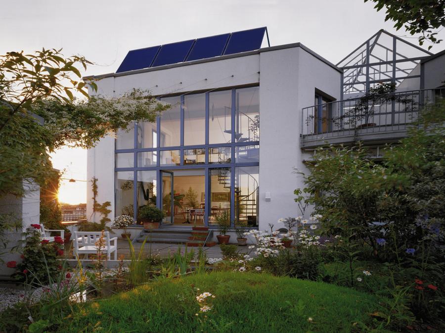 Efektívnejšie využitie slnečnej energie