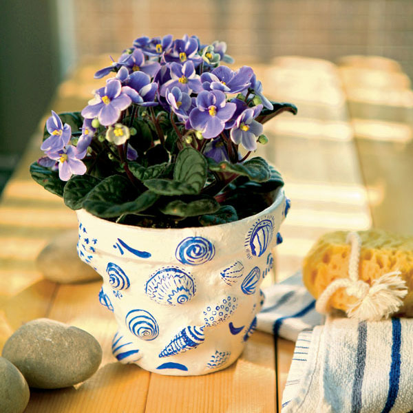 Námornícky kvetináč