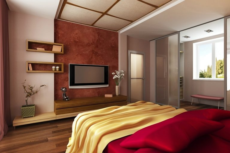 Televízor v spálni: ÁNO či NIE? (anketa)