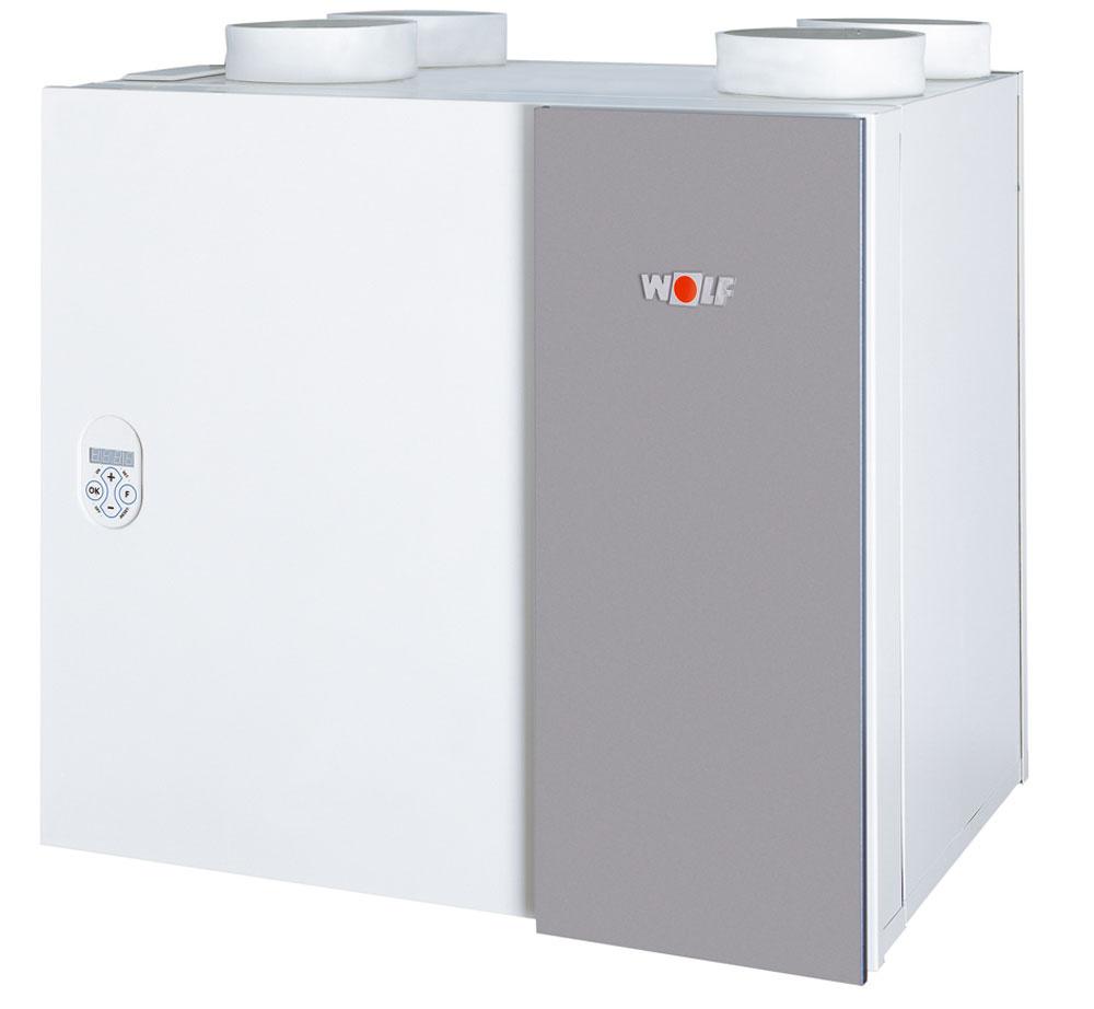 Systém rekuperačného vetrania CWL nemeckej značky Wolf, ktorú na Slovensku distribuuje spoločnosť KKH, slúži na komfortné vetranie bytových priestorov aposkytuje zdravú klímu nielen pre alergikov. Rekuperátor využije až 95 % tepla zodvádzaného vzduchu. Dostupné sú jednotky CWL so vzduchovým výkonom od 150 až do 400 m2/h. CWL 300 aCWL 400 majú zabudovanú aj tzv. bajpasovú klapku, ktorá automaticky zabraňuje, aby sa počas letných horúčav ohrieval chladný vzduch vmiestnosti teplým vzduchom zvonkajšieho prostredia.