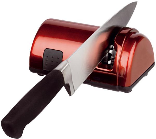 Brusič na nože OBH Nordica vatraktívnom  dizajne, 20 keramických brúsnych kotúčov, na všetky typy nožov, cena 37€