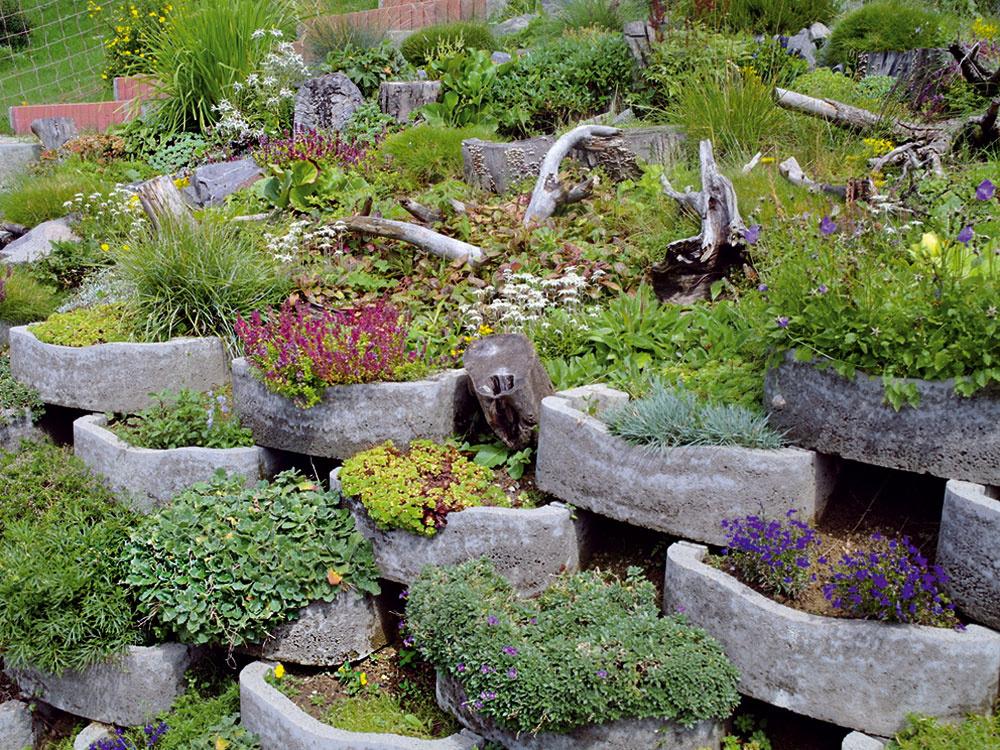 Hodnotíme záhrady vo svahu