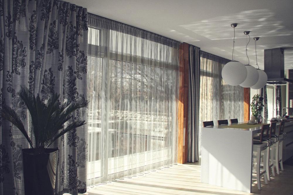 Záclony dokážu interiér premeniť na nepoznanie. Interiérové štúdio Styldesign Vám navrhne a ušije záclony priamo na mieru. Spokojnosť je zaručená.