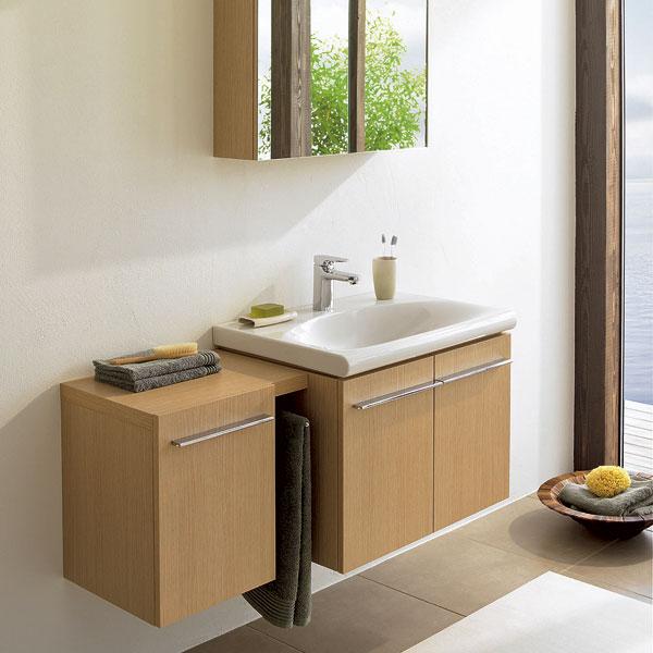 Nadčasové riešenie pre malé aj veľké kúpeľne