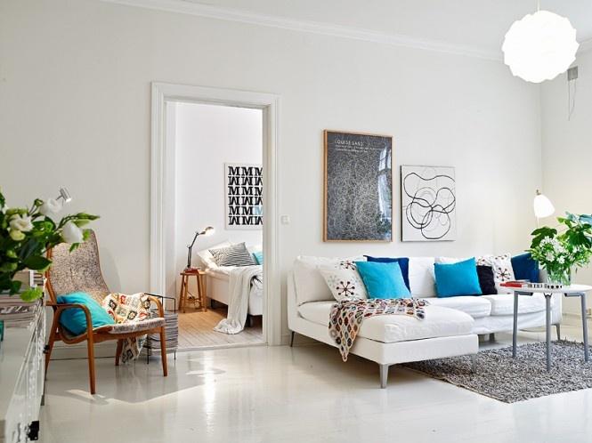 Škandinávsky bytový dizajn alebo ako si zväčšiť a rozžiariť domov