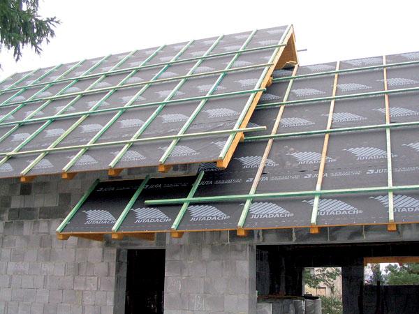 … aby strecha zostala suchá