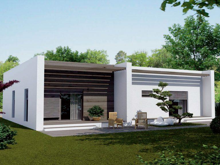 Slasti astrasti typového projektu rodinného domu