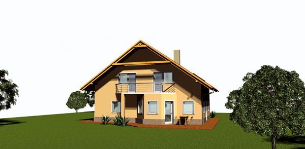 Službu typizovaných rodinných domov ponúka výrobca stavebných materiálov Porfix od apríla tohto roku. Jej cieľom je priniesť zákazníkovi úsporu už vzačiatočnej fáze výstavby. Keďže ide ovýrobcu, nezabezpečia vám stavbu, ale každému záujemcovi Porfix ponúka okrem možnosti získať projekt za 1 € aj sprostredkovanie nákupu materiálu cez predajnú sieť stavebnín, bezplatné založenie stavby, bezplatné poradenstvo počas celého procesu výstavby, možnosť bezplatného zaškolenia murárov priamo na stavbe amožnosť požičať si profesionálnu pásovú pílu za symbolický poplatok. Kzákladnému projektu za 1 euro je potrebné doobjednať situačné riešenie, ktoré zohľadní všetky špecifiká stavebného pozemku – za 180 eur. Úspora pre stavebníka vporovnaní sbežným katalógovým projektom predstavuje 500 – 700 eur. Ponuka firmy je zatiaľ obmedzená na tri rodinné domy venergetickom štandarde B. Počet projektov však plánujú rozšíriť avenovať pozornosť aj nízkoenergetickým domom.  PORFIX – Comfort 151 700 €.