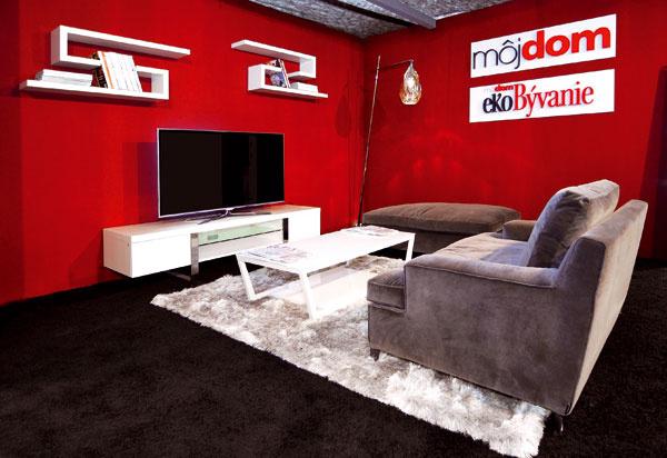 Predplať si môjdom a vyhraj obývačku hodnote 8 960 €!