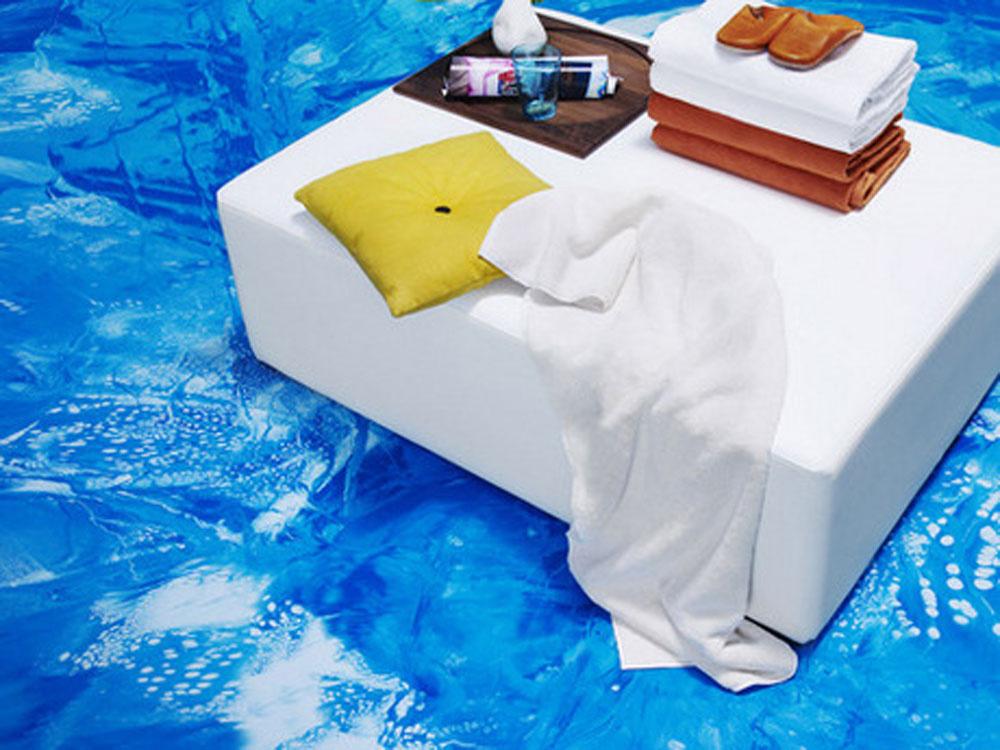 Tikkurila podlahový design dáva individuálny štýl a farbu akémukoľvek priestoru