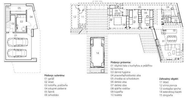 Dom zlomu na úbočí Nízkych Tatier s minimom schodov a maximom slnka