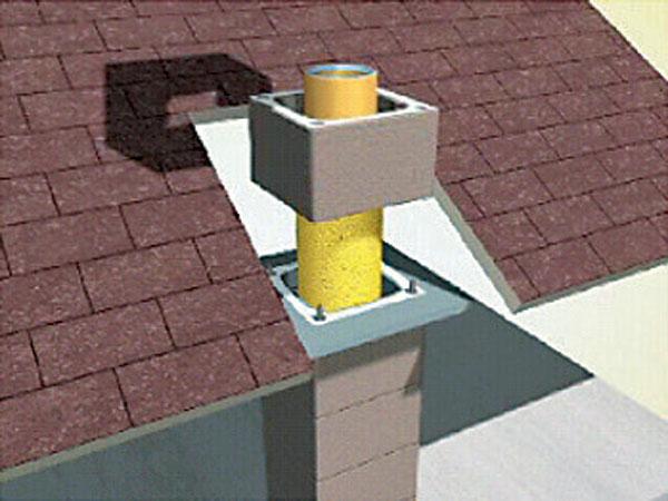 Rekonštrukcia a oprava komína