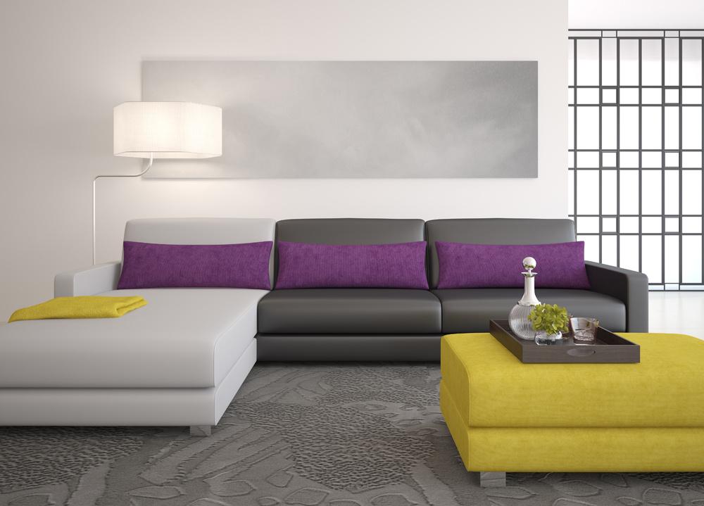 Radíme aké farby do obývacej izby