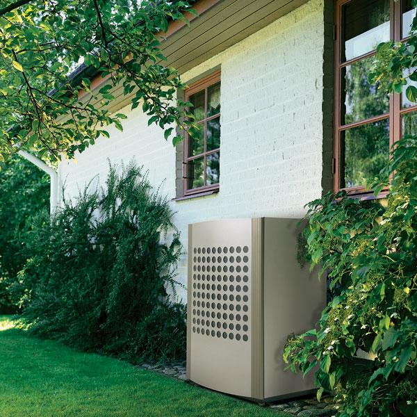 Tepelné čerpadlo vám získa teplo zo vzduchu