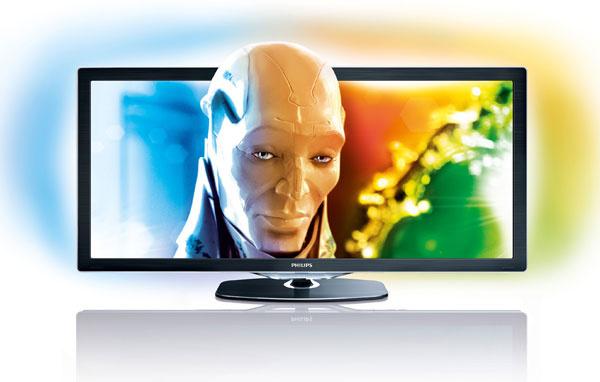Prvý Smart TV skinoformátovými rozmermi na svete Philips Cinema 21 : 9 Platinum Series Smart LED TV 58PFL9956H. Širokouhlá obrazovka sautentickým filmovým formátom, 3D Max (pohlcujúci zážitok vo Full HD 3D), funkcia Multi-view umožňuje sledovať rôzny obsah súčasne, trojstranný Ambiligt Spectra (projekcia svetla zo zadnej časti obrazovky po troch stranách na stenu okolo televízora), wi-fi (používanie aplikácii Net TV aSimplyShare), on-line aplikácie, funkcia Catch-up TV, ovládanie inteligentným telefónom, tabletom alebo klávesnicou, Full HDTV aperfect Pixel HD Engine – bezkonkurenčný jas, LED Pro – živý obraz v3D. Odporúčaná cena 3999 €.