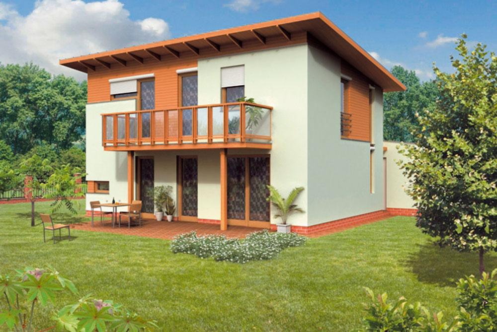 Celý proces projektovania sa začína vytvorením konceptu domu, čiže architektonickej štúdie. Tá jasne definuje celkový vzhľad domu, jeho vzťahy k prostrediu, v ktorom sa bude nachádzať, a tiež dispozičné riešenie, čiže vnútorné usporiadanie priestorov. Oproti minulosti, keď sa vytváral model domu, sa v súčasnosti preferuje počítačom spracovaná vizualizácia, ktorá pomôže investorovi získať presnú predstavu ojeho budúcom dome. Je to obojstranné výhodné, najmä ak si stavebník na základe pôdorysov, rezov a pohľadov nevie dom dobre predstaviť apočas realizácie by mohla nastať fáza nedorozumenia asklamania.