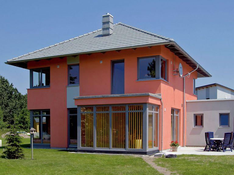 Akú omietku použiť na fasádu domu