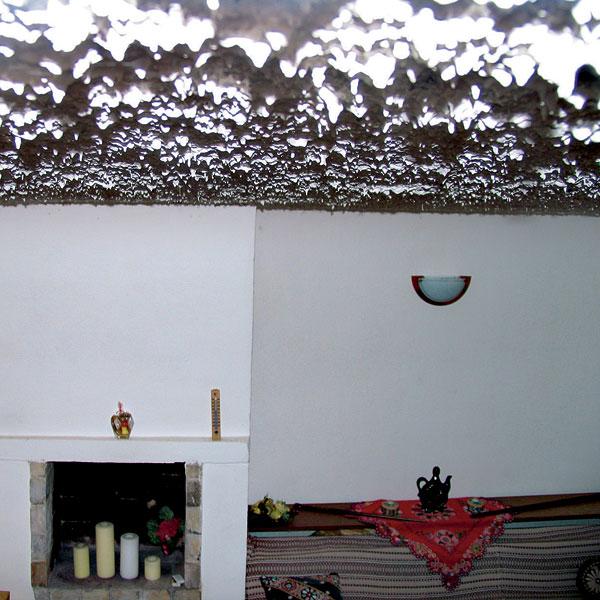 Kvapľový strop