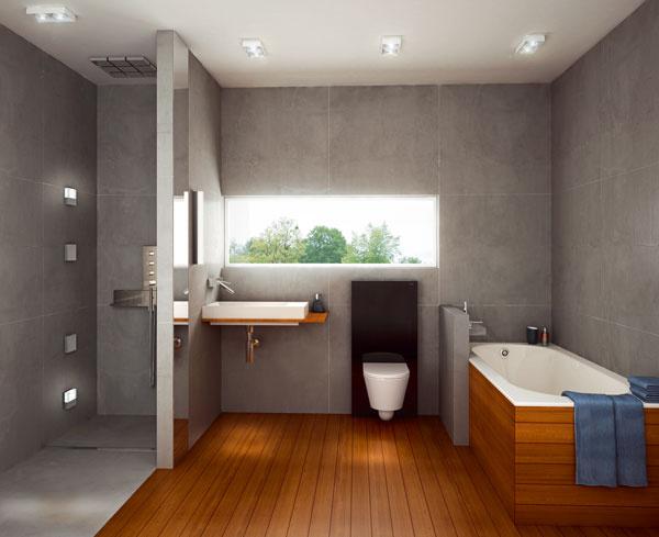 Sanitárny modul Geberit Monolith je ideálny pri rekonštrukciách kúpeľní bez väčších zásahov. Splachovací systém avšetko technické zázemie je ukryté za modulom, ktorý sa jednoducho inštaluje aje vponuke voviacerých farebných variantoch. Systém ponúka splachovanie dvoma množstvami vody.