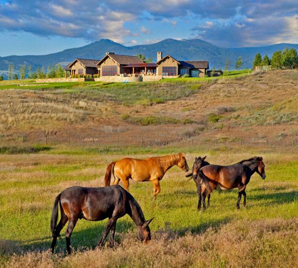 Malebné bývanie v pokojnom prostredí na farme