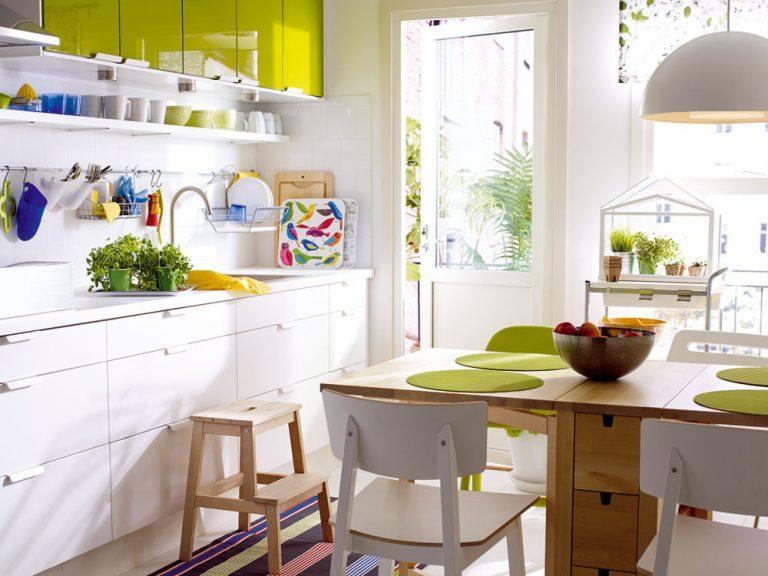 Oživte vašu bielu kuchyňu