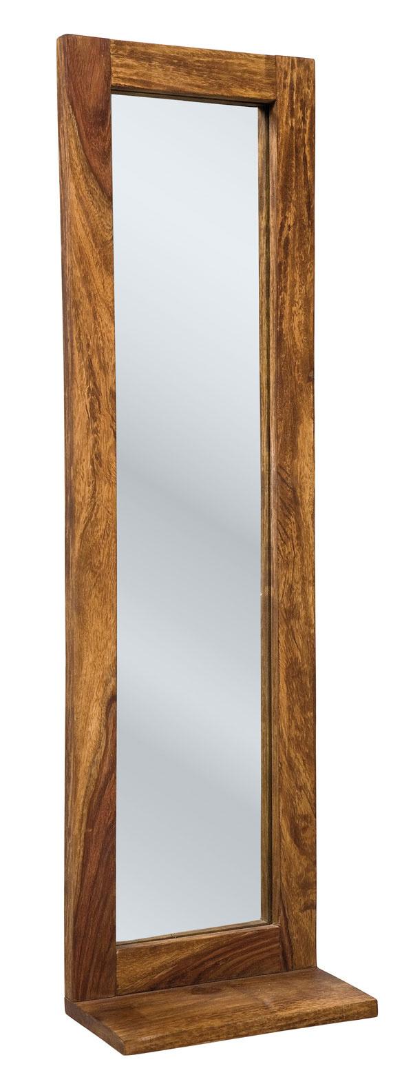 Zrkadlám sa vmalých priestoroch nevyhýbajte. So svojimi čarodejnými schopnosťami zväčšia apresvetlia priestor aj bez priečkového ruinovania.