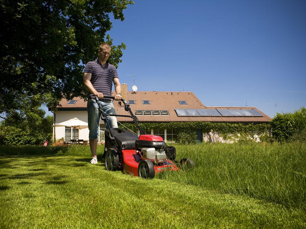 Viete sa starať o váš trávnik?