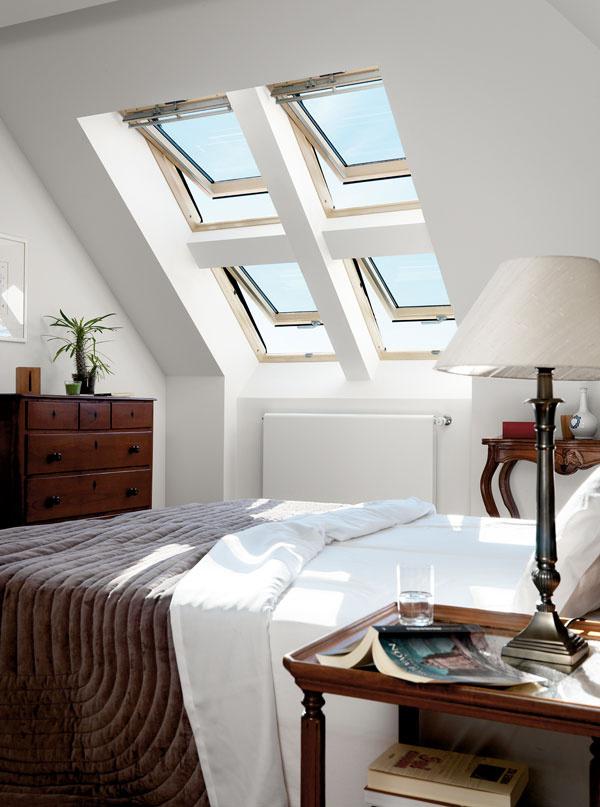 Denné svetlo zásadným spôsobom ovplyvňuje motiváciu a schopnosť sústredenia. Okná – sprostredkovatelia denného svetla v budovách – sú mimoriadne dôležité.