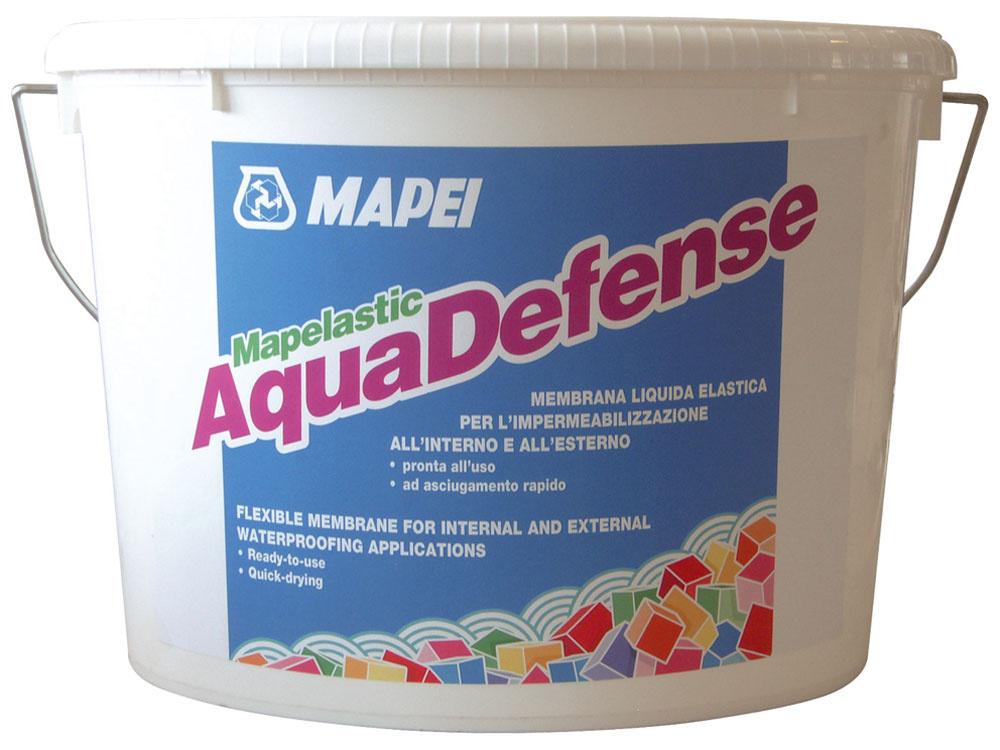 Hydroizolačná stierka Mapelastic Aquadefense