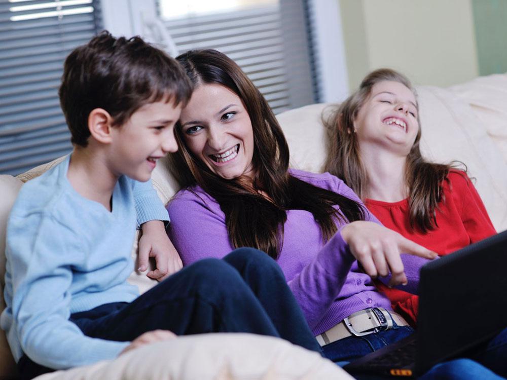 Aj televízia môže zlepšiť vzťahy