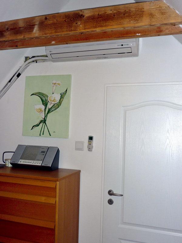 Na klimatizáciu myslite včas, aby sa vrámci stavebných úprav mohli skryť všetky potrebné rozvody pod povrch stien.