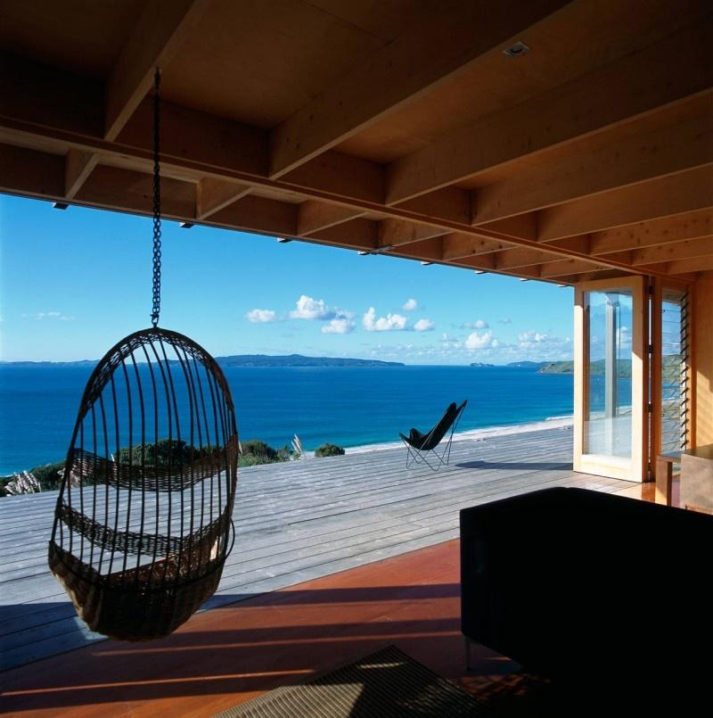 Bývanie v objatí prírody s nádherným výhľadom na oceán