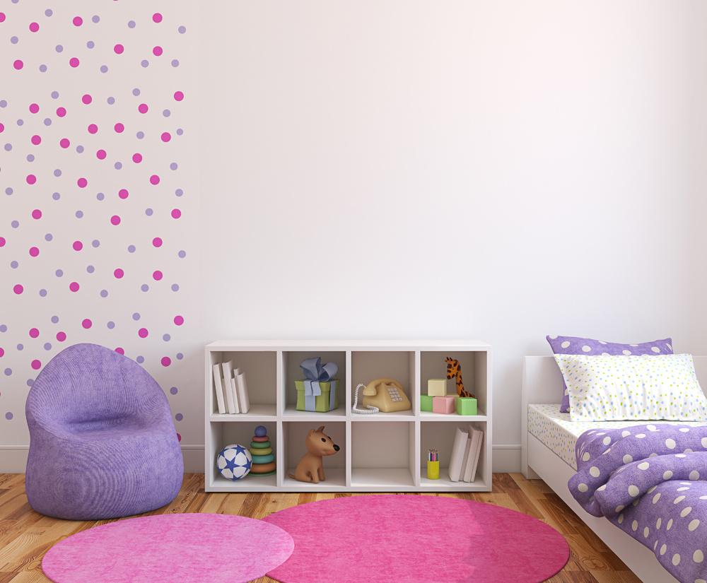 Seriál FENG SHUI: Detská izba