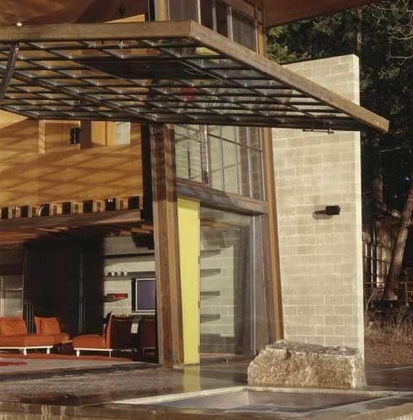 """víkendová chata v jednoduchom """"neopracovanom"""" dizajne"""