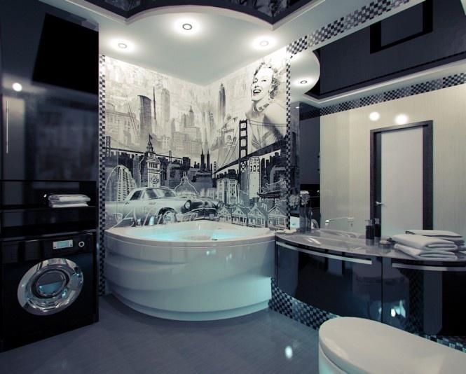 Kúpeľňové inšpirácie z rôznych kútov sveta
