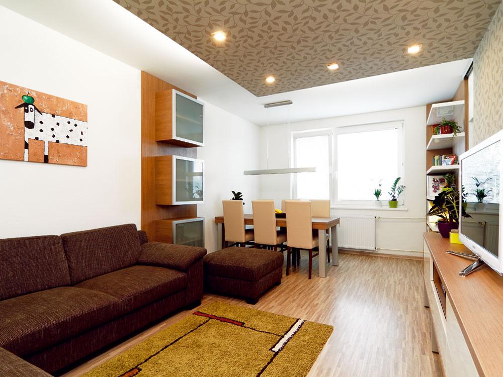 Starý byt na nitrianskom sídlisku si prerobili od základov