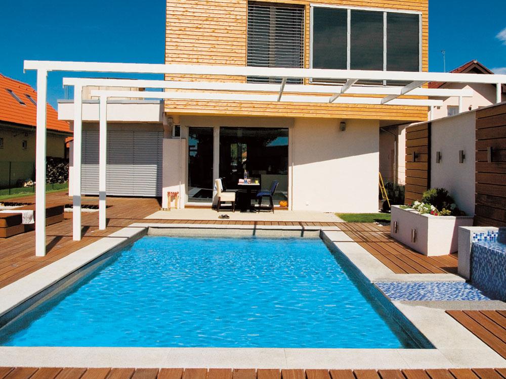 Staviame bazén pre plavcov aj neplavcov (2. časť)