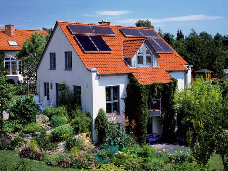 Všetko o aktívnom využívaní slnečnej energie