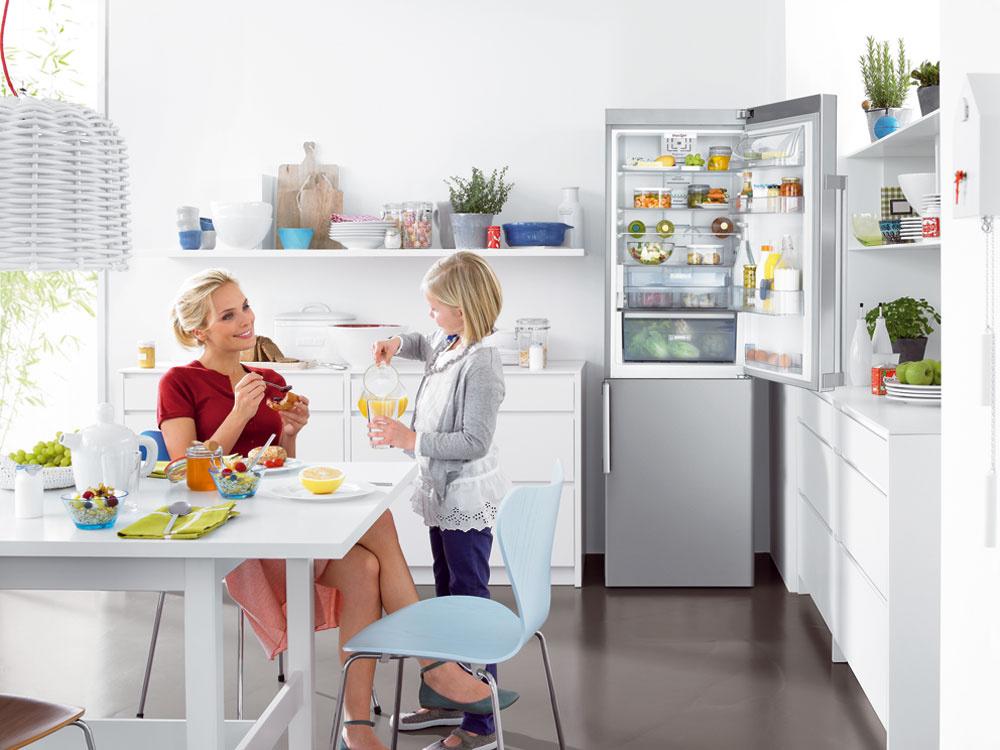 Ako si vybrať chladničku