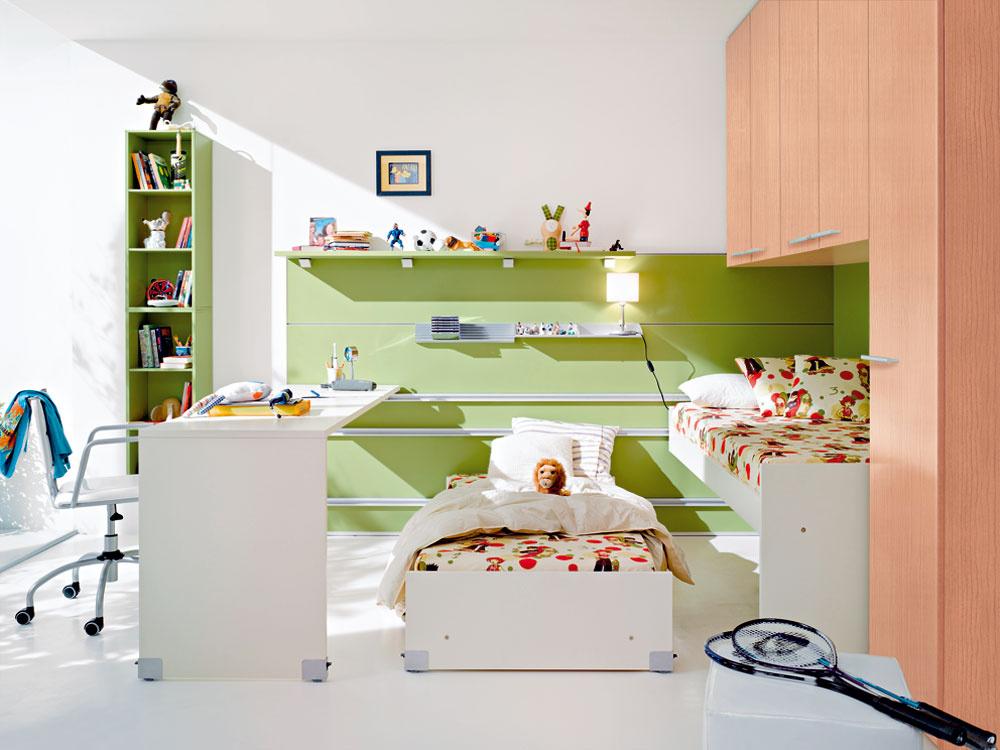 Zariaďujeme detskú izbu