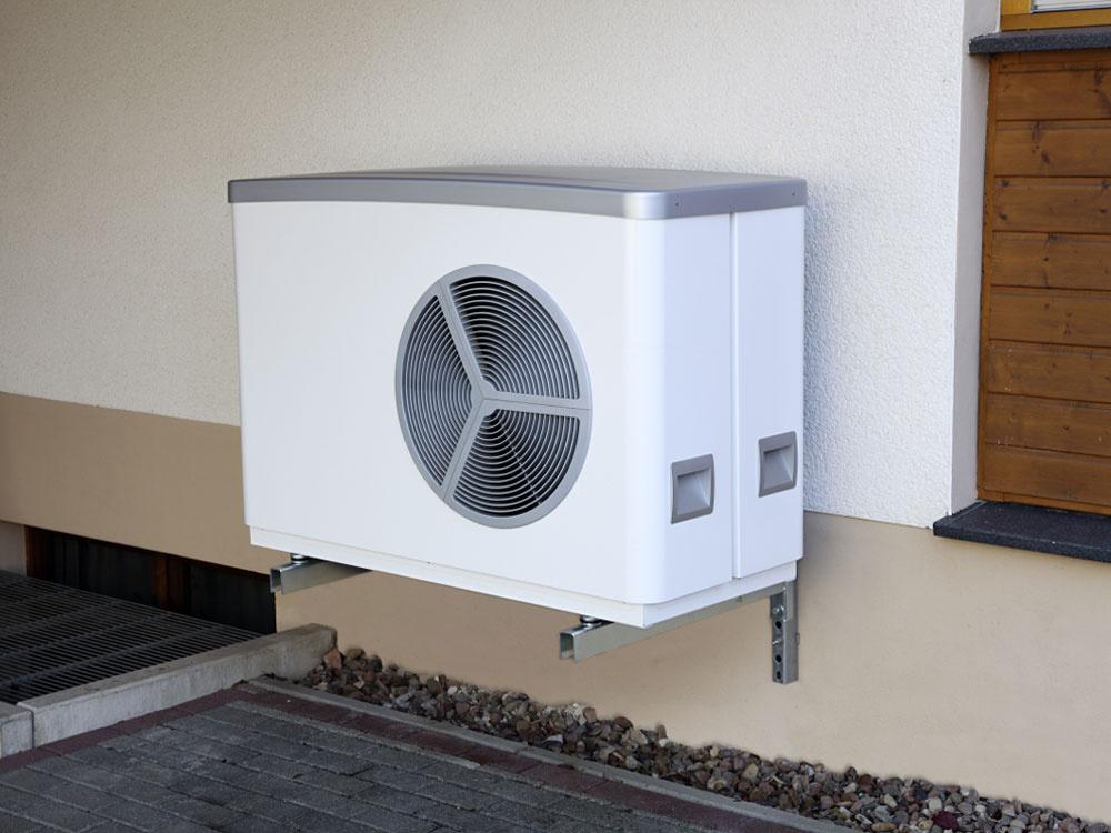 Inštalácia tepelného čerpadla vzduch|voda WPL 10 AC