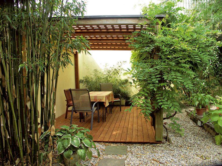 Záhradné átrium 5-krát inak