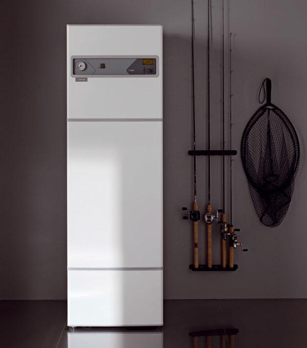 Jedným zoptimálnych riešení vykurovania je tepelné čerpadlo. Dokáže zabezpečiť dostatok tepla pre rodinný dom, bytovku aj priemyselný objekt.